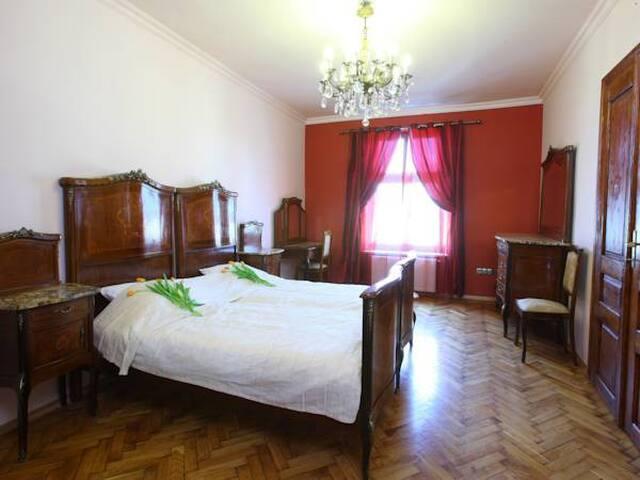 Apartament przy krakowskim Rynku