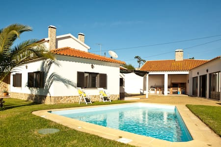 The Gorgeous Lisbon coast villa - Torres Vedras