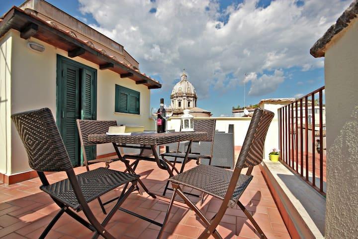 The Masterpiece - Stunning Terrace!