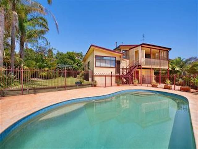 Fabulous house with pool near Manly - Allambie Heights