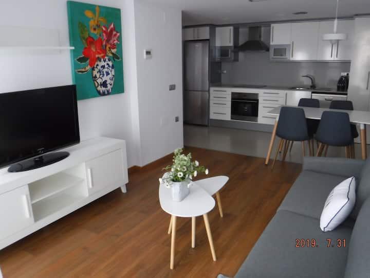 Apartamento Legazpi