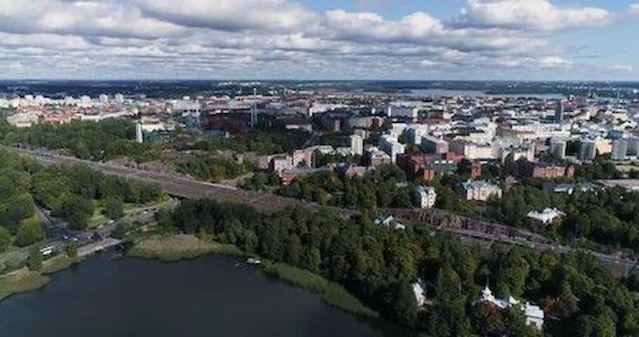 Comfortable apartment Helsinki Tervetuloa! Welcome