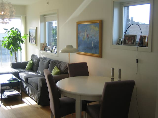 Top floor new apartment 10 min from Oslo - Bærum - Kondominium