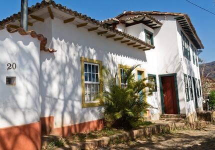 Minha Casa nº 1 - Tiradentes - Casa