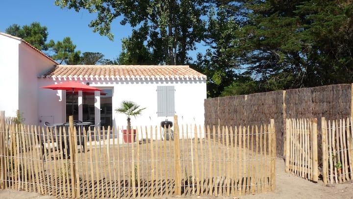 Studio/T1 calme au coeur de l'île de Noirmoutier