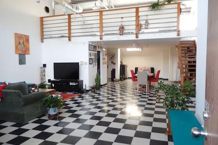 Loft for rent in Emeryville, CA