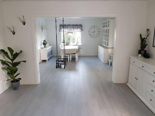 Villa i centrala Skellefteå