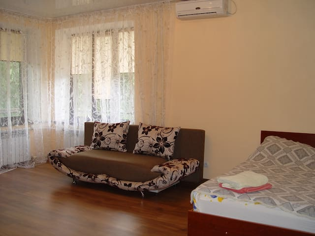 Apartment in the center of Almaty - Almaty - Apartment