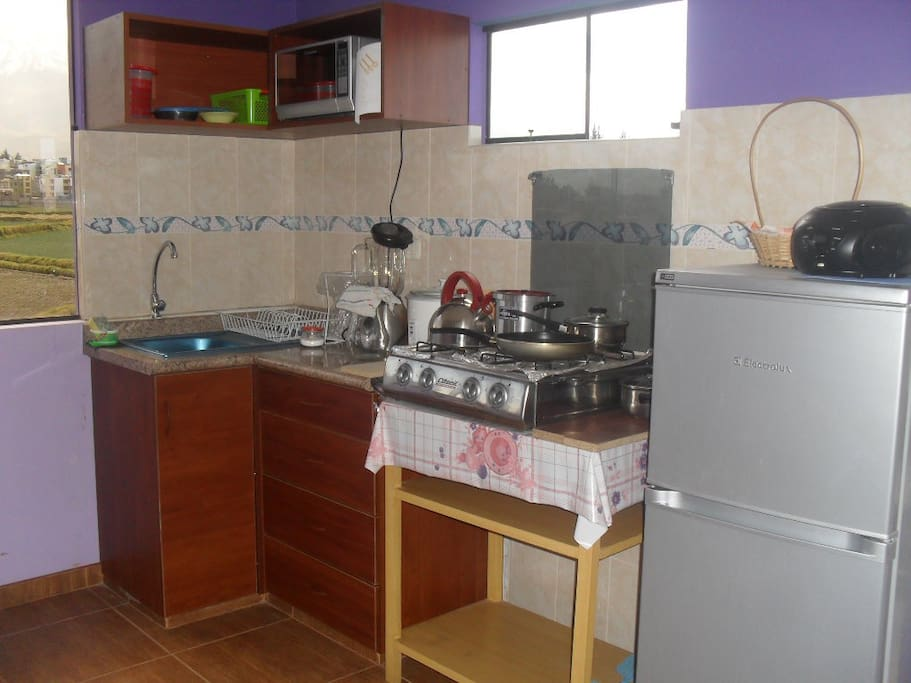 FURNISHED/EQUIPED MINIAPARTMENT