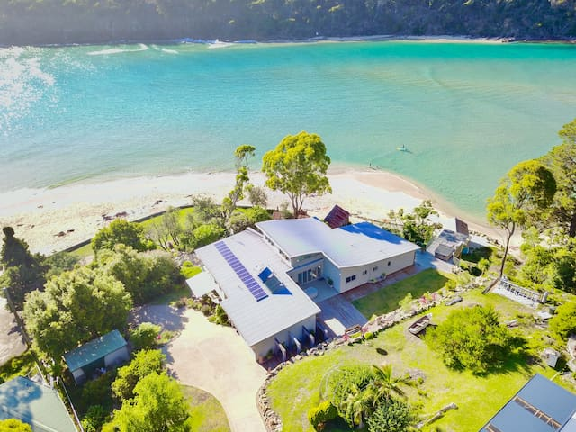 The River Mouth Beach House