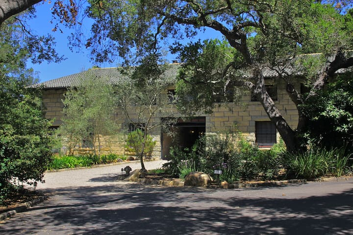 2 Master Bedrms. in Stone Montecito Carriage House