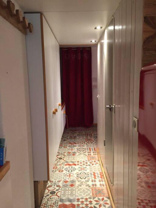 Couloir d entrée