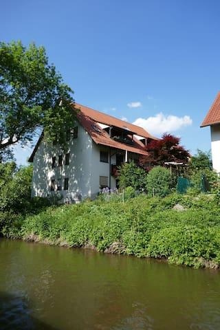 Wohnung auf der Insel