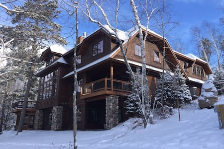 Minnesota Lodge House / Roy Lake / Nisswa / 16 pp