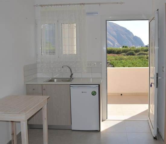 New apartment 1, very close to the beach