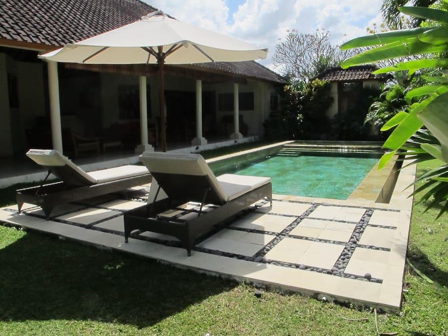 Bedroom Villa Umalas