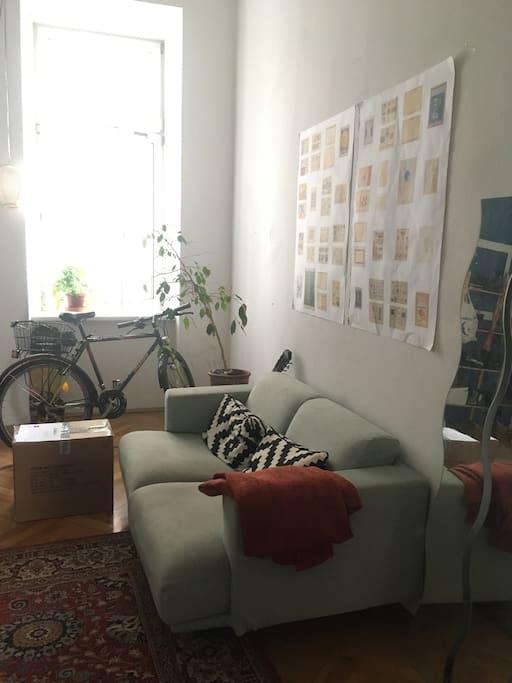 Das Vorzimmer