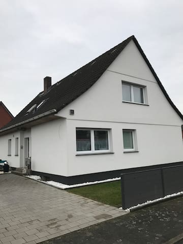 Pension in der Nähe vom DOKR - Warendorf - Apartment