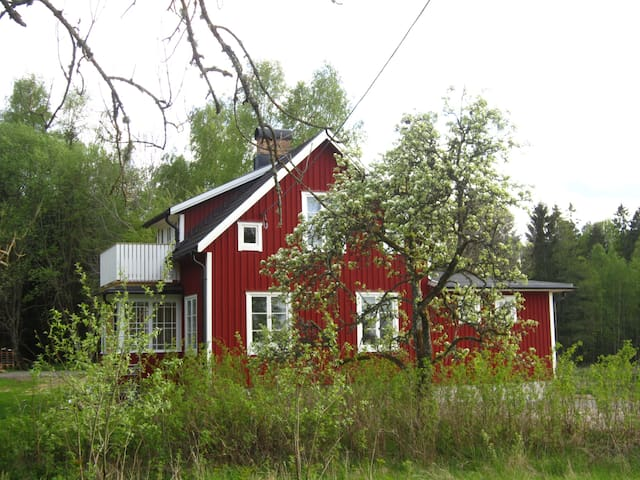 Newly renovated charming cottage in Dalsland. - Östra Sjögar