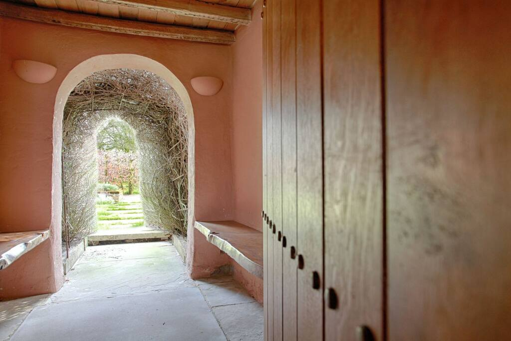 2.Old Hall entrance view from dining/sitting room  (pic 2)