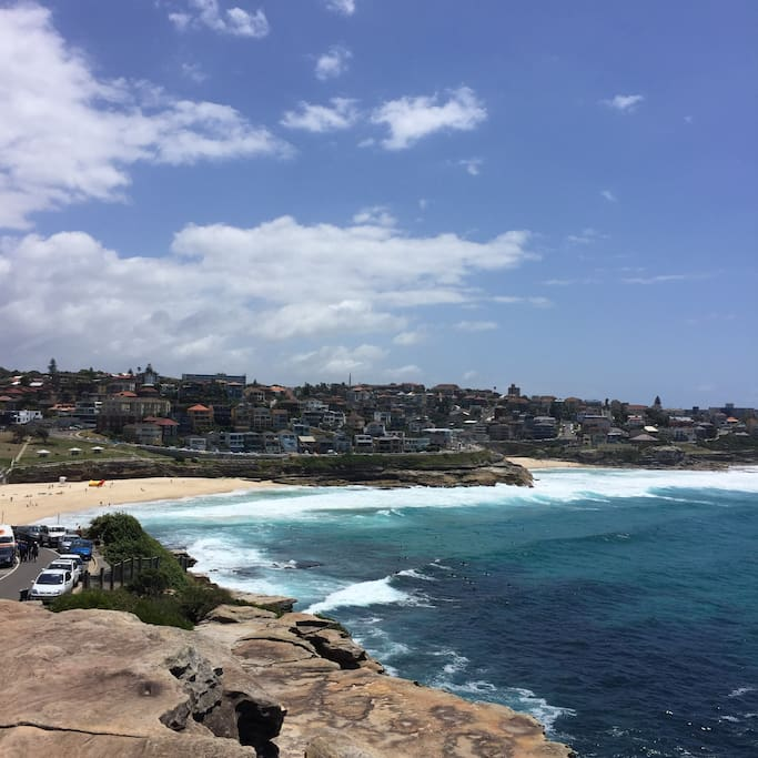 Bronte Beach. Just minutes away.