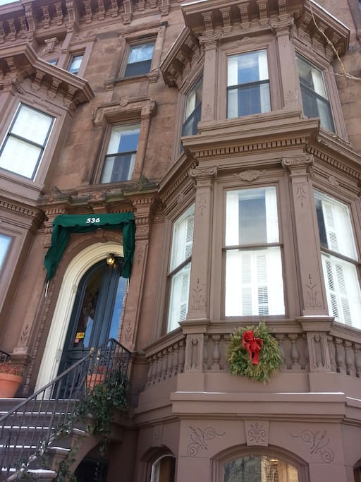 Historic Brownstone In Jersey City Houses For Rent In
