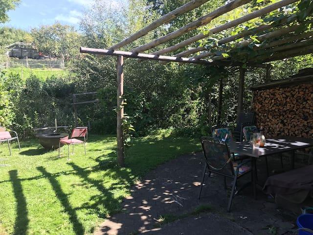 Zimmer für max. 3 Naturfreunde in altem Bauernhaus