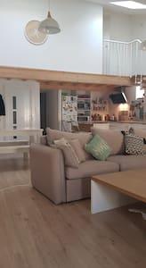 loft neuf meublé