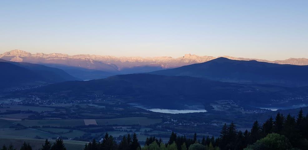 Découvrir la matheysine lacs et montagnes