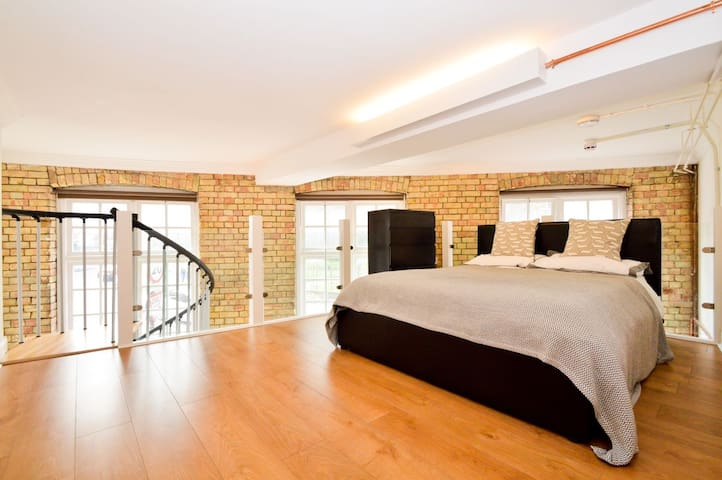 Stylish comfort in the heart of Shoreditch