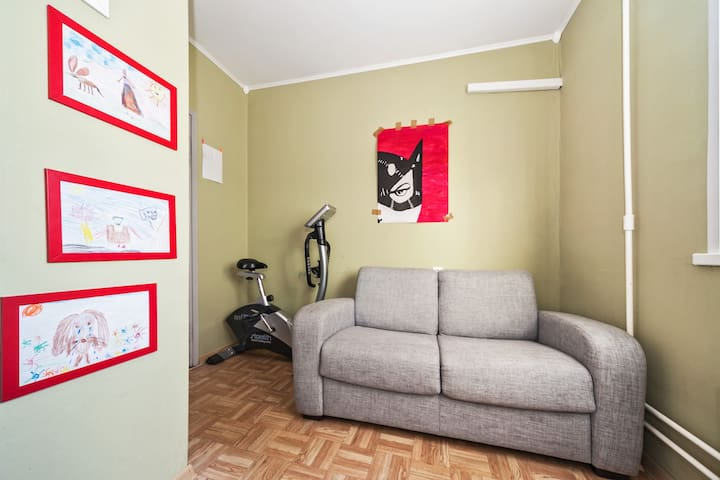 Cozy apartment your Moscow Vacation - Moscow - Apartment