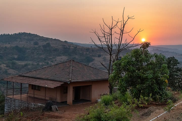 stay in traditional village home with uninterrupted valley view