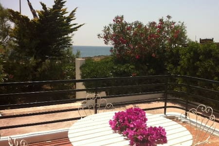 SALENTO: beachfront villa 9bed 2bat - Ugento