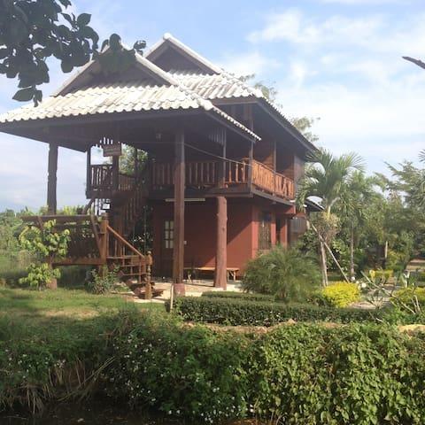 สวนทัดดาว - Tambon Han Kaeo - Dom