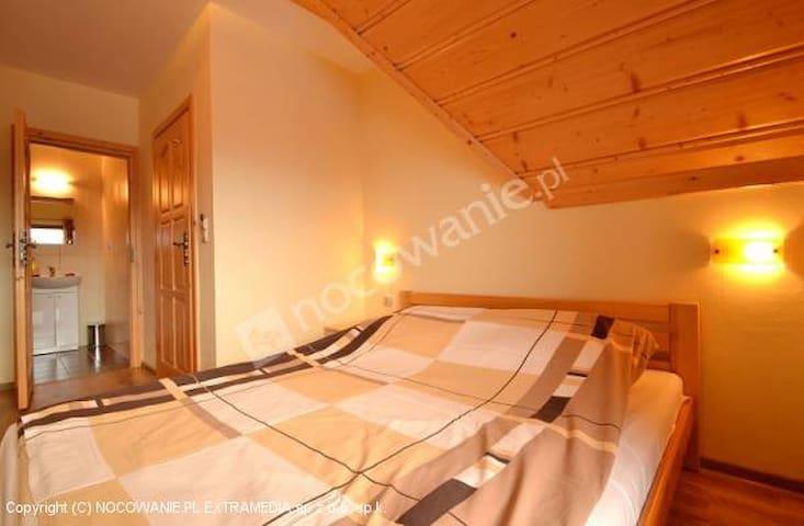 2 osobowy pokój  - Zakopane - House