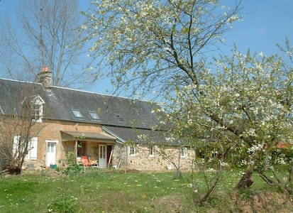 Rural French B+B, two rooms - Varenguebec