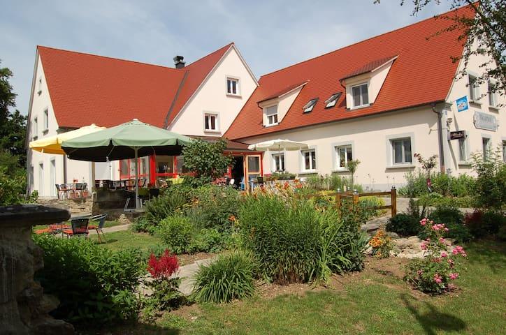 Der Moarhof im Altmühltal  - Dittenheim - Pousada