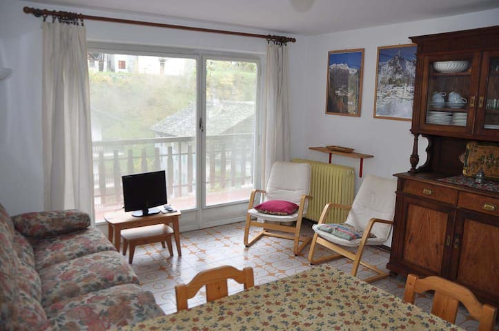 Lovely apartment in Valsesia