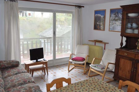Lovely apartment in Valsesia - Campertogno - Apartamento