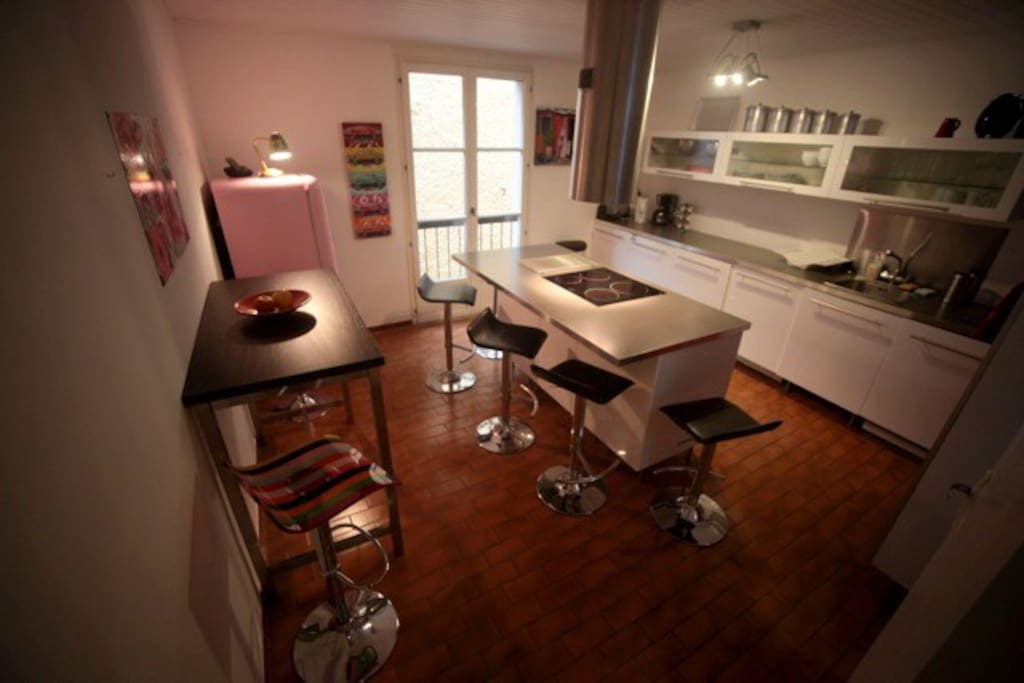 Overview- Kitchen