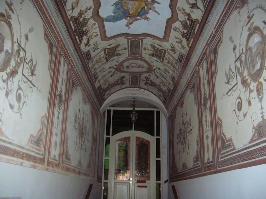 Casa vacanze baldaccio ville in affitto a anghiari for Ville vacanze italia