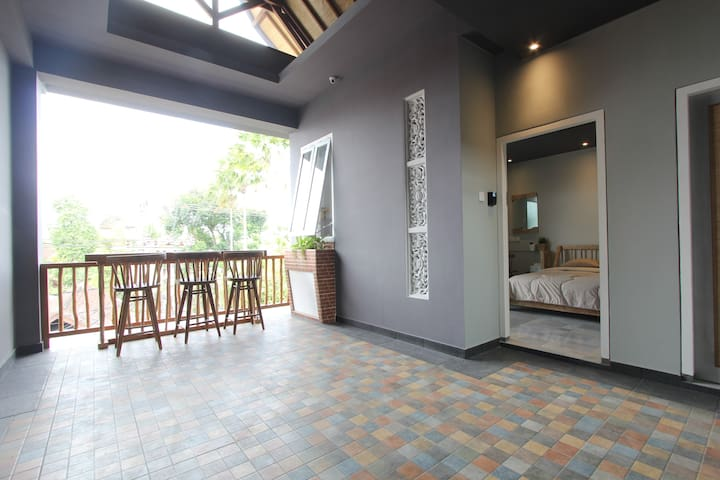 Cozy Room at Ubud center with High-speed WIFI