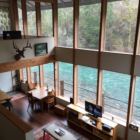 Great Fishing House on Wilson River - Tillamook - House
