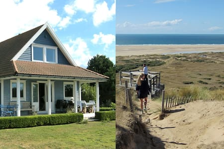BETWEEN THE DUNES AND THE SEA - Les Moitiers-d'Allonne - House