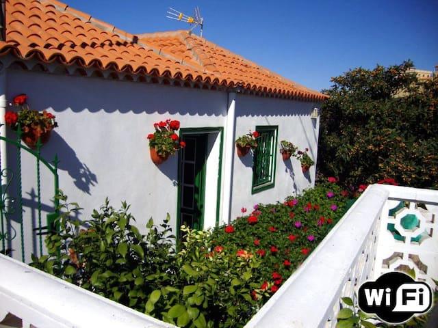 Casa rural con wifi sur de Tenerife