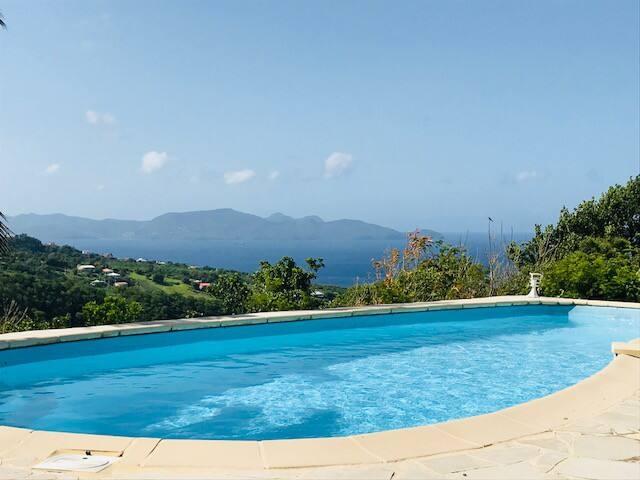 Magnifique Villa vue mer et piscine