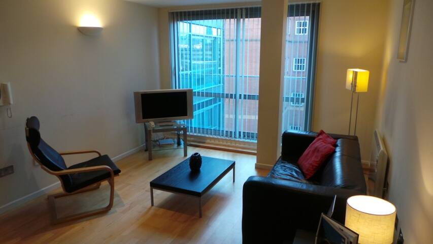One Bedroom Apartment West Street - Sheffield - Apartment