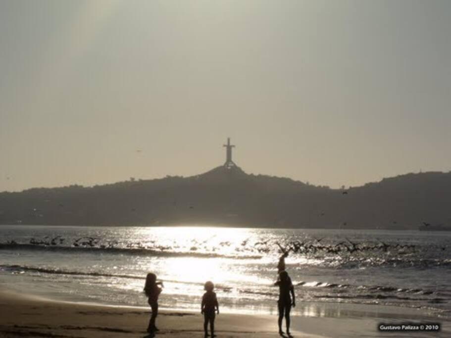 Playa Canto del Agua