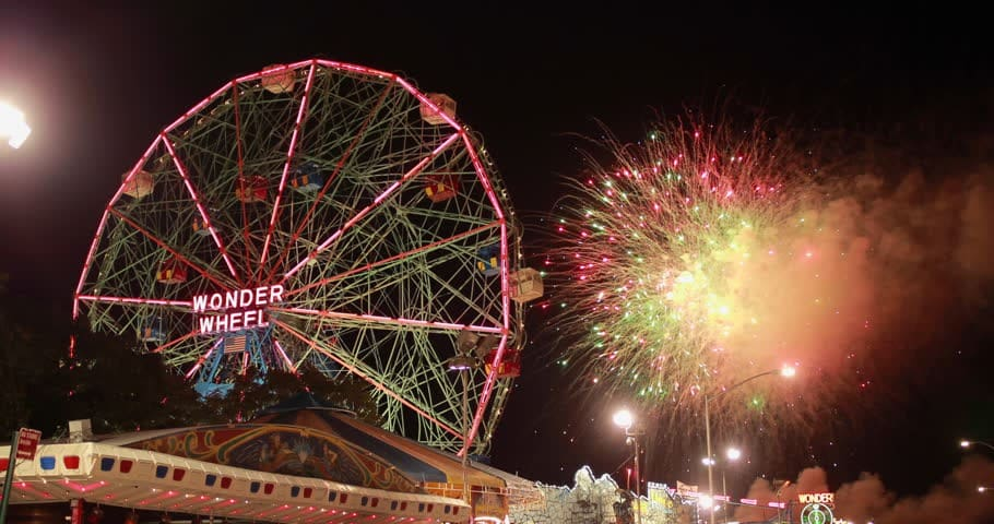 Every Friday is a reason to celebrate! Join Coney Island for Friday Night Fireworks. The show starts at 9:30pm every Friday night during the season. Friday Night Fireworks start the last weekend in June and conclude the Friday before Labor Day.