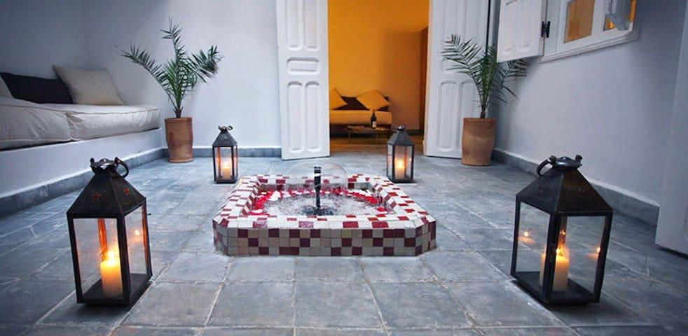 Confortable Riad cœur de la médina - Essaouira  - Casa